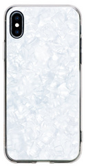 BMT Chic White Marble for iPhone X/Xs