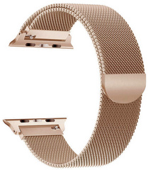 Milanese Edition Band - Champagne Gold