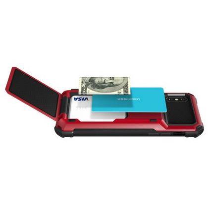 online retailer 0c9b3 458c8 Verus Damda Folder Series case for iPhone X/Xs - Red « Indietro