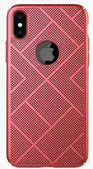 Nillkin Air Case for iPhone X/Xs - Red