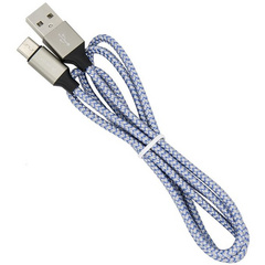 Devia Vogue Micro Cable Type-C - Silver