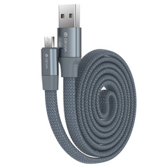 Devia Ring Y1 Flexible Cable for Android - Grey