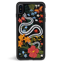 ZG Embroidered Case for iPhone X/Xs - Envoke