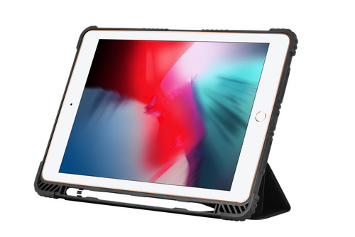 Devia Shockproof Case for iPad 12.9'' 2020 - Black