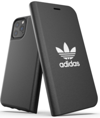 Adidas Booklet Basic Case for iPhone 11 PRO Max - Black