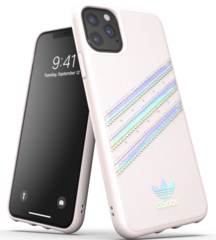 Adidas Moulded PU Case for iPhone 11 PRO Max - Rose