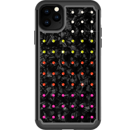 BMT Extravaganza Nacre case for iPhone 11 PRO - Neon Gradation
