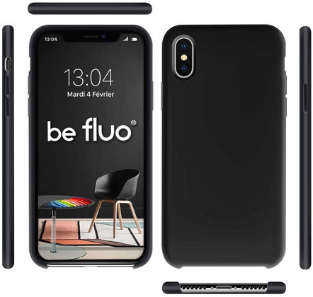 Moxie Original Silicone Case for iPhone X/Xs - Black