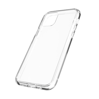 JUST MOBILE Tenc Case for iPhone 11 - Clear