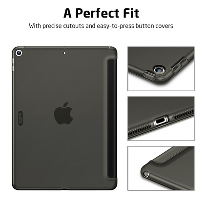Sdesign Rebound Silicone Case for iPad Air 2019 - Black