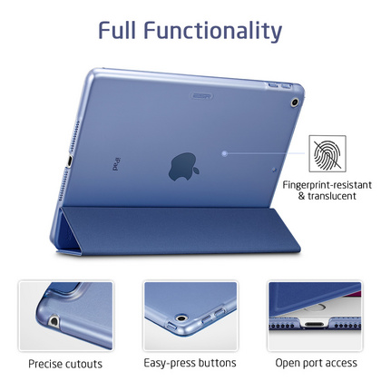 Sdesign Yippee Case for iPad 10.2'' 2019 - Navy Blue