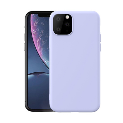 Original Silicone 360° Case for iPhone 11 PRO Max - Violet Blue