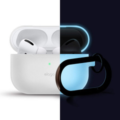 Elago Airpods Pro Slim Hang Case - Nightglow Blue
