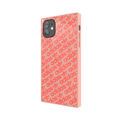Adidas Square Case for iPhone 11 - Red