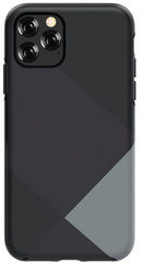DEVIA Grid Case for iPhone 11- Black