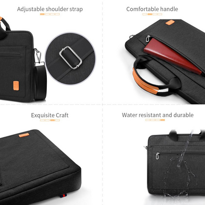 "Wiwu Pioneer Hangbag for 16"" Macbook - Black"
