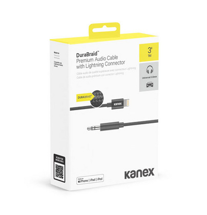 Kanex Premium Audio Cable With Lightning Connector - 1m