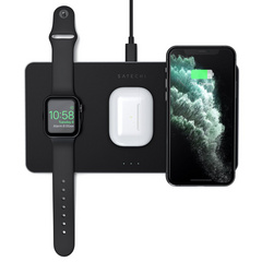 Satechi Wireless Charging Pad - Black