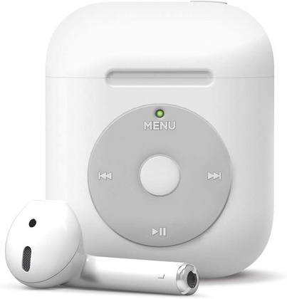 Elago Airpods AW6 Case - White