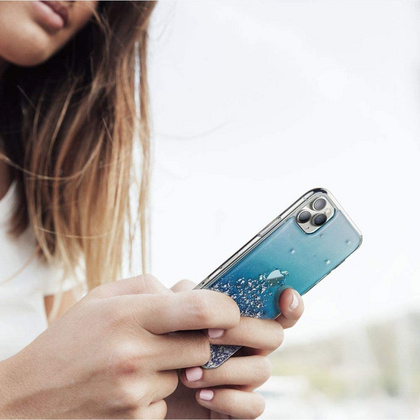 SwitchEasy Starfield Case for iPhone 11 - Crystal