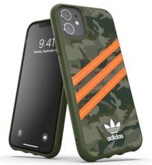 Adidas Moulded Case for iPhone 11 - Green
