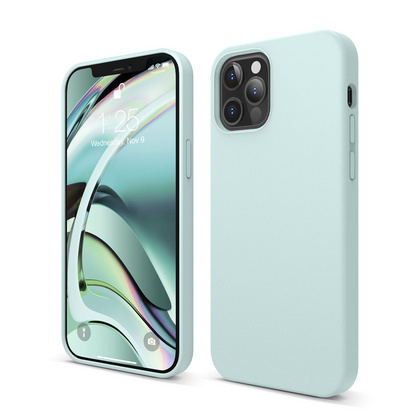 ELAGO Silicone Case for iPhone 12 PRO Max - Mint