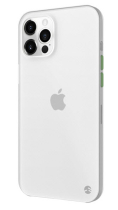 SwitchEasy Ultra Slim for iPhone 12 PRO Max  - Transparent White