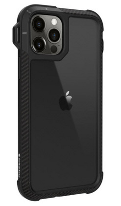 SwitchEasy Explorer for iPhone 12 PRO Max - Black