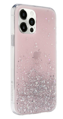 SwitchEasy Starfield for iPhone 12 PRO Max - Rose