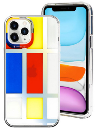 SwitchEasy Artist for iPhone 12/PRO - Mondrian