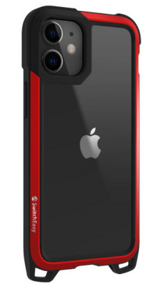 SwitchEasy Odysey for iPhone 12 Mini - Red