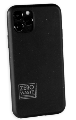 Wilma Biodegradable Case for iPhone 12 PRO Max - Black