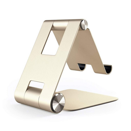 Satechi R1 Foldable Stand for iPad & Tablet - Gold