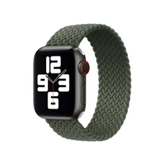 Stoband Braided Loop Strap 42 | 44 mm - Green